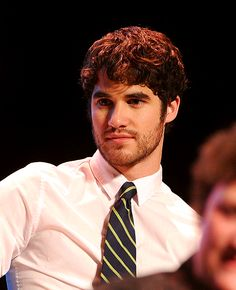 STOP IT WITH YOUR STUPID ATTRACTIVE. #darrencriss