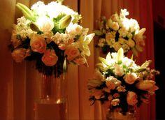 Para evento de Denisse Paz en terrazas - Flores de Maria Costa Peuser