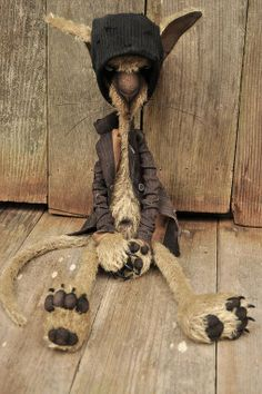 Gothic Art Dolls | Alley Cats 2