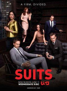 Форс-мажоры (Suits) - смотреть онлайн