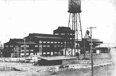 Alumium plant 1943