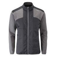 Orbital II Fleece Jacket - Black/Ash: Thermal Full Zip JacketSensorWarmWater Resistant FinishExcellent… #UKGolfEquipment #GolfAccessories
