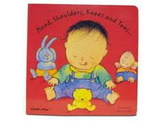 HEAD, SHOULDERS, KNEES AND TOES. illustrated by Annie Kubler. A great introduction to books through well-known nursery rhymes and interactive text. Singing songs and rhymes is the perfect way to bond with your baby and share quality time. Preschool Science Activities, Toddler Preschool, Toddler Teacher, Children Activities, Music Activities, Preschool Learning, Toddler Books, Childrens Books, Rhymes For Toddlers
