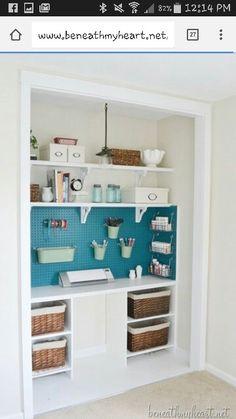 A Craft Closet