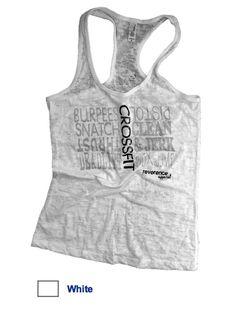 CrossFit Women's Tank