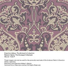 Downton Abbey by Andover Fabrics! available soon at Huntsville Sew and Vac
