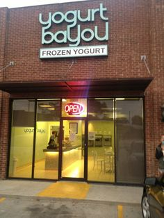 Yogurt Bayou, Zachary, LA