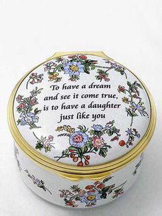 "halcyon days ""daughter"" box"