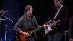 From JB's most recent album - This song is written by Woody Guthrie about meeting his wife. SO beautiful!! Jackson Browne - You Know The Night