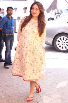 e02d9221503cc The Best Looks Of Kareena Kapoor Khan's Pregnancy Style Kareena Kapoor  Pregnant, Kareena Kapoor Khan