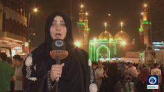 WATCH: Muslims head to Baghdad to mark Imam Jawad birth anniv.