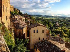 Montepulciano, Tuscany |© Pixabay