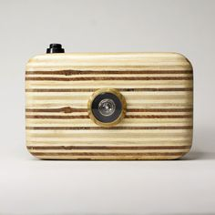 Câmera de brinquedo Olho Mágico - multilaminada