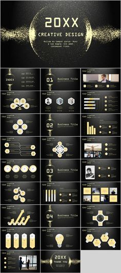 27+ golden creative business design PowerPoint templates  #powerpoint #templates #presentation #animation #backgrounds #pptwork.com#annual#report #business #company #design #creative #slide #infographic #chart #themes #ppt #pptx#slideshow#keynote