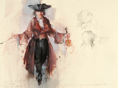 Musician - Cinderella. John Macfarlane