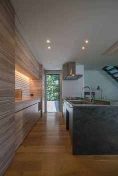 CASE576 回廊の家 Future House, My House, Natural Interior, Kitchen Dinning, Concept Board, Architect House, My Room, Living Room Designs, Beautiful Homes