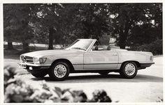 Mercedes-Benz 450 SL - 1973