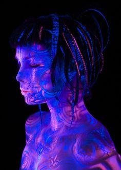Cyberpunk skin by Tim Engle