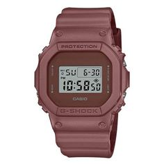 Casio G-shock, Casio Watch, Shocking News, Earth Color, Baby G, Watches, Sport, Gq Japan, Products