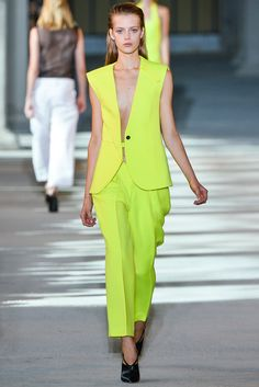 2014 Spring/Summer Women Ready to Wear Costume National, Milan, September 19th, 2013 Runway style.com