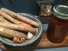 ༺༺༺♥Elles♥Heart♥Loves♥༺༺༺ ..♥Recipes Homemade Broth♥.. #Sugarfree #Recipe #Natural #Homemade #Meals #Broth #Stock #Bone #Marrow #Cooking #Healthy #Paleo #Diet ♥Recipes For A nourishing Burdock Stock by the Pot Stirrer