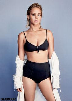 """""""Untagged HQ Photos of Jennifer Lawrence photographed by Patrick Demarchelier for Glamour USA! Jennifer Lawrence Fotos, Jennifer Lawrence Bikini, Fantasy Fashion, Jennifer Laurence, Jessica Lowndes, Patrick Demarchelier, Femmes Les Plus Sexy, Glamour Magazine, Beautiful Celebrities"""