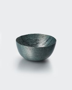 """Mokume Gane Bowl"" by Alistair McCallum, 2010 Alistair McCallum Hand raised Mokume Gane bowl made from 128 layers of silver and gilding metal."