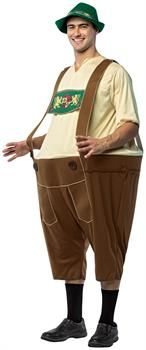 PartyBell.com - Lederhosen Hoopster Adult Costume