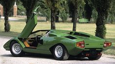 Lamborghini Countach. Ferruccio Lamborghini sold out to two Swiss in the early 1970s. Bankruptcy came in 1978. Operation by one-time racer Hubert Hahne followed. The Mimran brothers took over in 1980 and started the Diablo project before selling out to Chrysler in 1987. And the Countach was discontinued in 1990 after 2042 had been built.