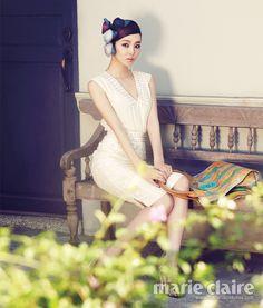 So Yi-hyun, Marie Claire Korea March 2013