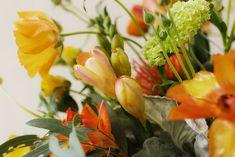 SO SCHÖNE BLUMEN GIBT'S! Kramer & Kramer bietet ein täglich frisches Sortiment ausgewählter Schnittblumen. Für Hochzeiten und alle denkbaren Feiern, die nach Blumenschmuck verlangen, stellen wir aufregende und ungewöhnliche Arrangements zusammen. Fad und gewöhnlich gibt's auch woanders. Vegetables, Giving Flowers, Cut Flowers, Floral Headdress, Beautiful Flowers, Nice Asses, Vegetable Recipes, Veggies