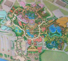 News Look forward to the emergence of Disneyland in Shanghai