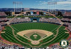 oakland a's | It's the Athletics in the American League West | Right Off the Bat