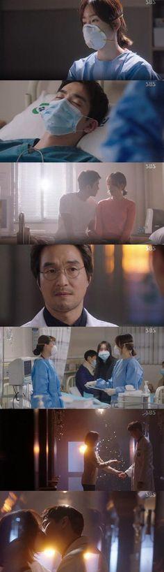 [Spoiler] Added episode 14 captures for the #kdrama 'Romantic Doctor Teacher Kim'