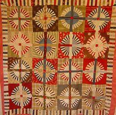 wagon wheel quilt