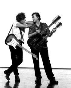 Jeff Beck, Jimmy Page