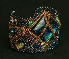 Beautiful cuff bracelet!