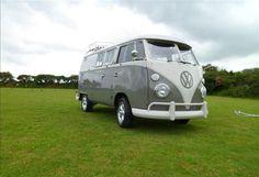 vw bus: Used Volkswagen Camper Splitsceen