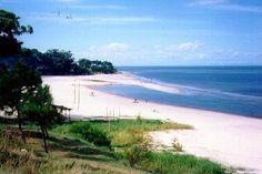 Atlantida, Uruguay  esta es mi playa y donde vivo en verano