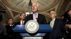 Cornyn: Key vote to advance health bill likely Wednesday