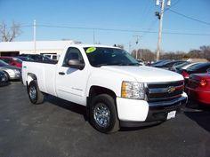 2011 Chevrolet Silverado 1500, 56,337 miles, $20,900.