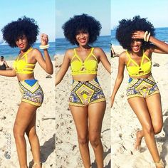 Latest African Fashion, African Prints, African fashion styles, African…