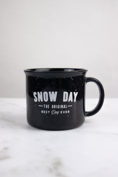 Coffee Is Life, Best Day Ever, Morning Coffee, Hot Chocolate, Coffee Cups, Gifts For Her, Snow, Mugs, Classic
