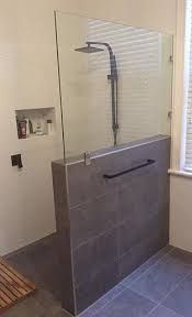 Image result for shower nib wall