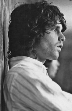 I'm pretty much obsessed with Jim Morrison and The Doors