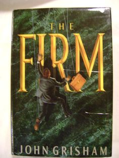 The Firm by John Grisham First Edition First Printing | eBay
