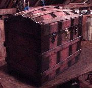 Similar to a trunk that my mom gave me.