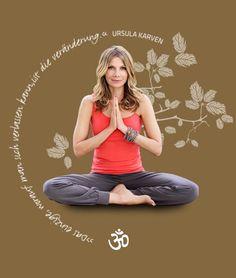 Yoga-Botschafterin | Ursula Karven