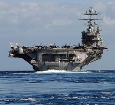 What a beast - aircraft carriers