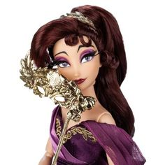 Megara Disney, Disney Hercules, Walt Disney, Disney Princesses, Disney Parks, Disney Barbie Dolls, Barbie I, Barbie Clothes, Comida Disney
